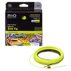 Rio InTouch 15' Sink Tip Fly Line Image