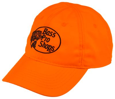 Bass Pro Shops Blaze Logo Hunting Cap for Youth thumbnail