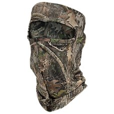 RedHead Form Fit Spandex Scent Control Camo 3/4 Face Mask