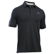 Under Armour Charged Cotton Scramble Golf Polo for Men