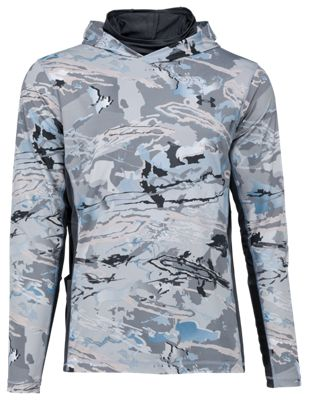 fed33f0dac4d9 Under Armour Coolswitch Thermocline Hoodie for Men UA Hydro Camo 2XL