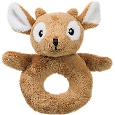 Bass Pro Shops Plush Deer Rattle for Babies