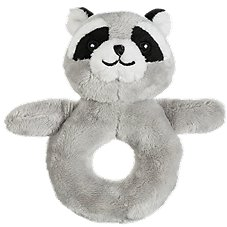 Bass Pro Shops Plush Raccoon Rattle for Babies
