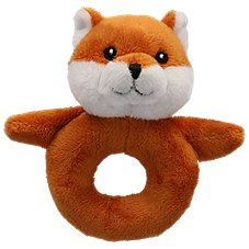 Bass Pro Shops Plush Fox Rattle for Babies