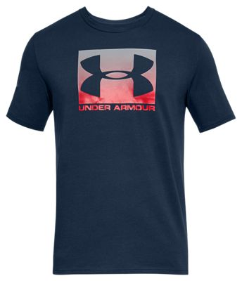 4a94de3f8a6 Under Armour Boxed Sportstyle Graphic T Shirt for Men AcademyElemental 2XL