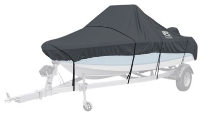 Classic Accessories StormPro Center Console Boat Cover - Charcoal - 106