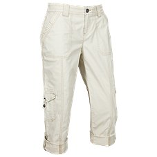 Natural Reflections Bella Vista Capri Pants for Ladies