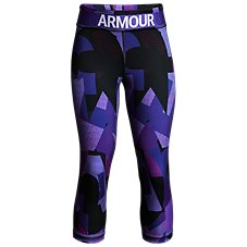 Under Armour HeatGear Capri Pants for Girls