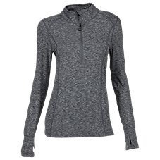 Terramar Cloud Nine 2.0 Base Layer 1/2-Zip for Ladies