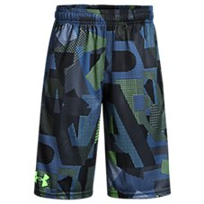 Under Armour Stunt Printed Shorts for Boys