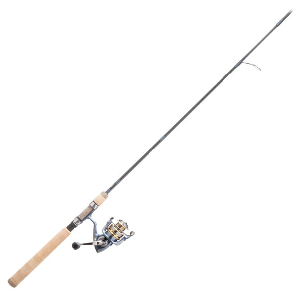 Pflueger President/Bass Pro Shops Micro Lite Spinning Rod and Reel Combo - Model PRESSP30X/MIL56LS