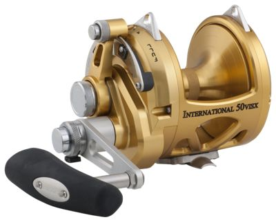 PENN International VISX Gold Two-Speed Lever Drag Reel thumbnail