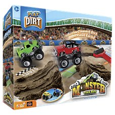 Play Dirt Monster Truck Rally Image