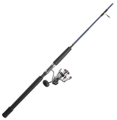 Shimano Saragosa SW/Offshore Angler Ocean Master Boat Spinning Rod and Reel Combo – Model SRG5000SW/OMBS72040D
