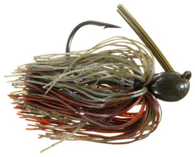 Missile Jigs Ike's Flip Out Jig - Candy Grass - 3/8 oz.