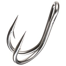 Offshore Angler Double Fang Hook