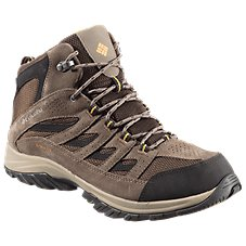 Columbia Crestwood Mid Waterproof Hiking Boots for Men