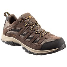 Columbia Crestwood Waterproof Hiking Shoes for Men