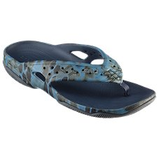 Crocs Swiftwater Deck Kryptek Flip Sandals for Men