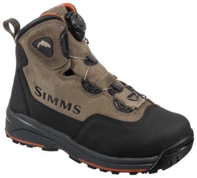 Simms Headwaters BOA Wading Boots for Men - Wetstone - 8 EEE