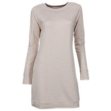 Natural Reflections Sweatshirt Dress for Ladies