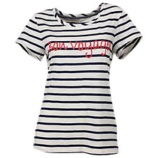Natural Reflections Bon Voyage Scoop Neck T-Shirt for Ladies