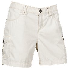 Natural Reflections Canvas Cargo Shorts for Ladies