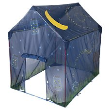 Pacific Play Tents Glow 'N the Dark Firefly House Tent for Kids