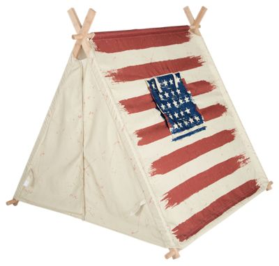Pacific Play Tents Americana A-Frame Tent for Kids | Bass Pro Shops