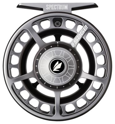 Sage Spectrum fly reel for saltwater