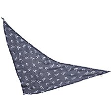 Quagga Knotted Bandana for Ladies