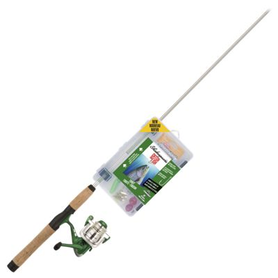 """Shakespeare Catch More Fish Spinning Rod and Reel Combo for Trout - 5'6"""" L"" thumbnail"