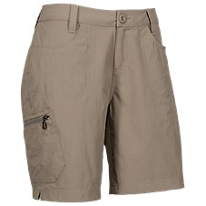 Ascend Stretch Trail Bermuda Shorts for Ladies