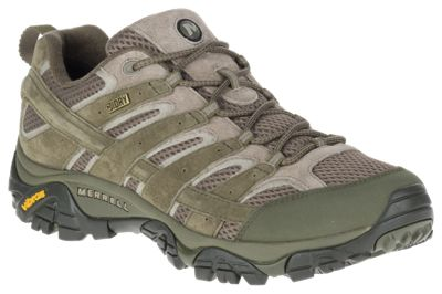 99b657abfb4 Merrell Moab 2 Waterproof Hiking Shoes for Men Dusty Olive 11M