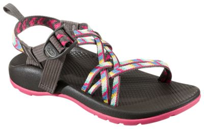 ba8e0bb5da63 Chaco ZX1 Ecotread Sandals for Kids Fletched Pink 2 Kids