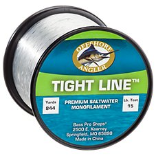 Offshore Angler Tight Line Premium Monofilament 1/4 lb. Spool