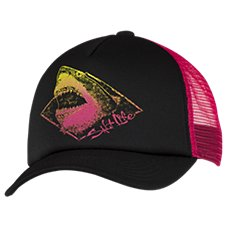 Salt Life Electric Shark Cap for Kids