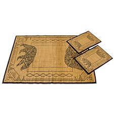 United Weavers Bear Cave 3-Piece Rug Set