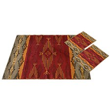 United Weavers of America Native Sky 3-Piece Rug Set