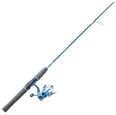 Bass pro shops tinylite spinning rod and reel combo bass for Bass pro fishing reels