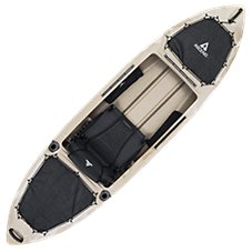Ascend H10 Sit-In Hybrid Kayak Desert Storm