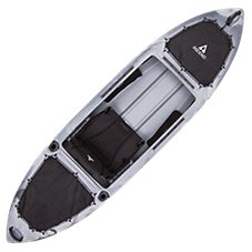 Ascend H10 Sit-In Hybrid Kayak Titanium