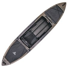 Ascend H12 Sit-In Hybrid Kayak Camo