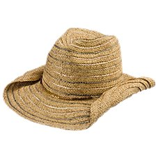 Dorfman Pacific Corded Cowboy Hat for Ladies