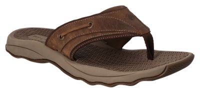 Sperry Outer Banks Sandals for Men - Brown - 10 M