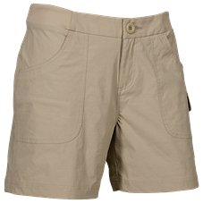 Ascend Comfort Waist Trail Shorts for Ladies