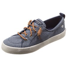 Sperry Crest Vibe Crepe Chambray Sneakers for Ladies