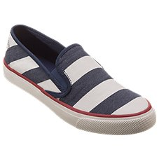Sperry Seaside Novelty Print Canvas Sneakers for Ladies
