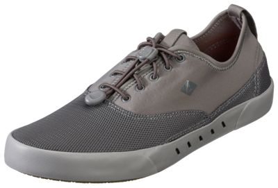 ba5cc9017f3 Sperry Maritime H2O Bungee Water Shoes for Men Grey 10M