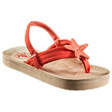 Reef Little Ahi Swirl Sandals for Babies, Toddlers, or Kids